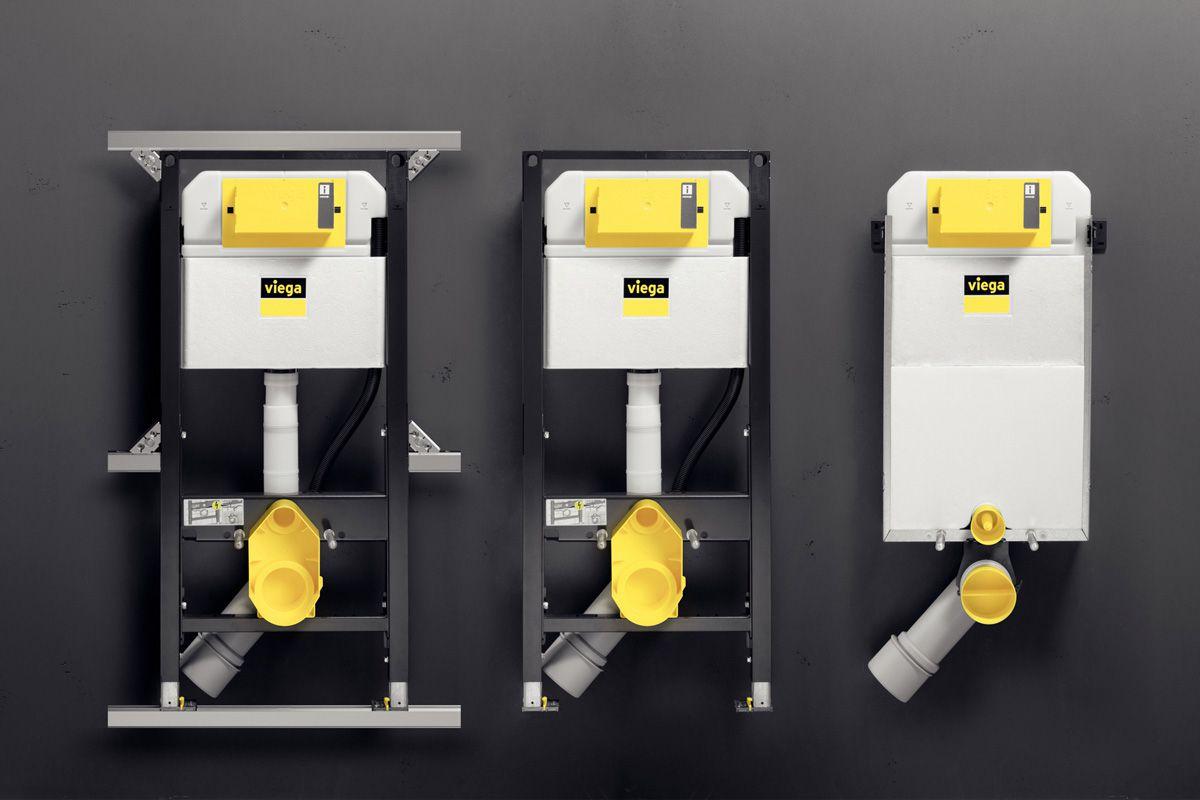 Vorgefertigte Wandkonsolen zur einfachen und schnellen Montage
